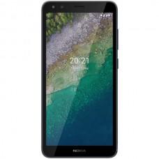 Смартфон NOKIA  C01 Plus DS TA-1383, 1/16Gb, синий