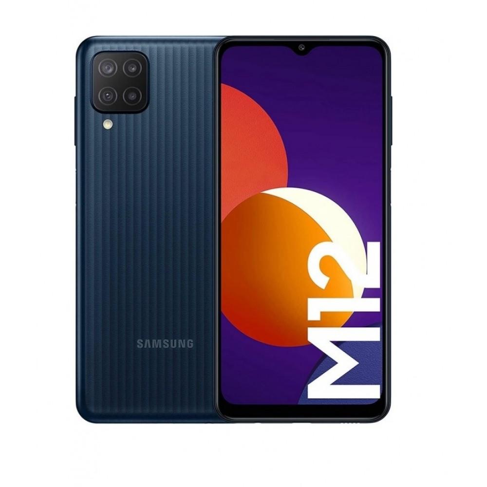 Смартфон SAMSUNG Galaxy M12 SM-M127F 64Gb, черный