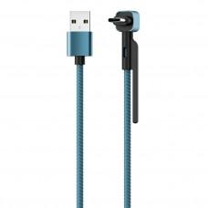 Кабель STAND, USB 2.0 - Type-C, 1.2м, 2,1А, OLMIO