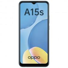 Смартфон OPPO A15S 64Gb ROM4 Blue