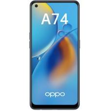 Смартфон OPPO A74 4/128Gb (черный)