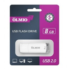 USB флеш OLMIO 8Gb U-181 USB2.0