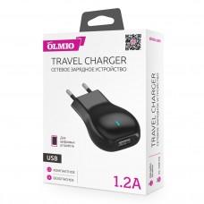 СЗУ OLMIO USB, 1.2А