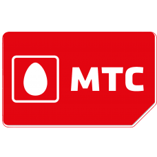 """Sim-карта МТС """"ТП для ноутбука +, баланс 30руб."""
