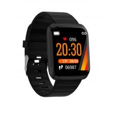Часы умные Smarterra FitMaster AURA PRO черные