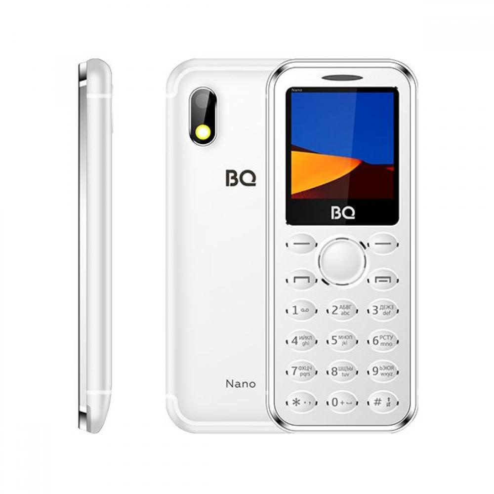 Сотовый телефон BQ M-1411 Nano Silver_без СЗУ в комплекте