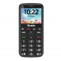 Сотовый телефон OLMIO C27 (черный)