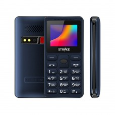 Сотовый телефон STRIKE S10 Blue