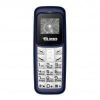 Сотовый телефон OLMIO А02 (синий-белый)